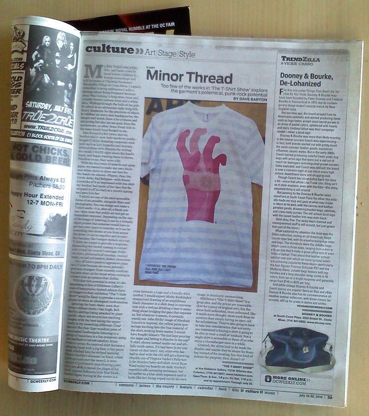 OC Weekly July 16 2010